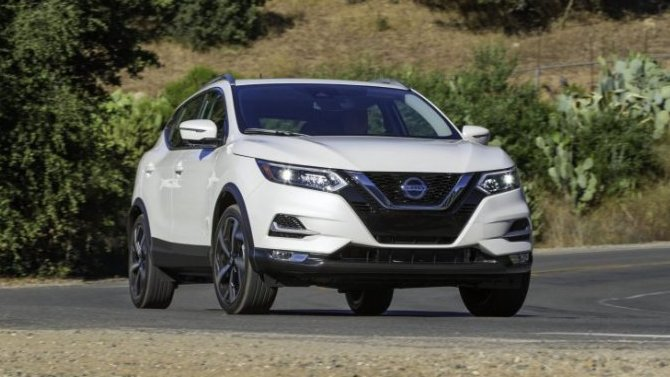 ВРоссии началось производство двух моделей Nissan, оснащённых автопилотом
