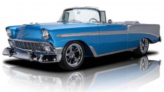 Напродажу выставлен один изсамых знаменитых американских автомобилей