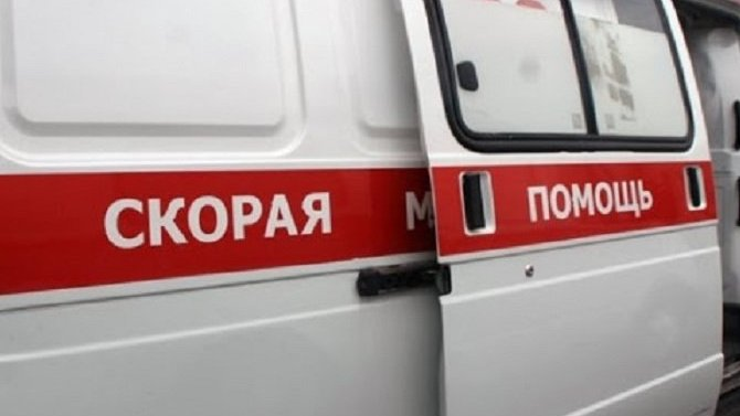 В Тимашевске опрокинулась «скорая»