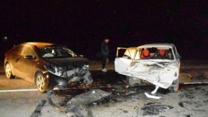 Трое детей пострадали в ДТП по вине пьяного водителя в Ставропольском крае