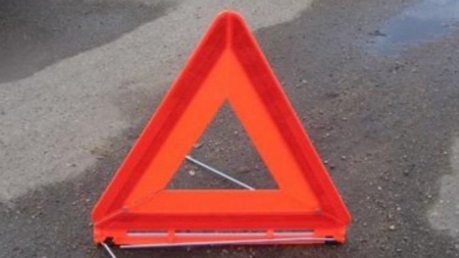 Мотоциклист погиб в ДТП в Ленобласти
