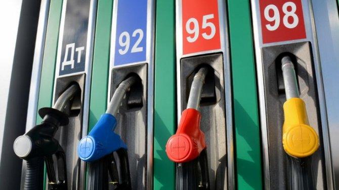ВРоссии предлагают запретить экспорт бензина— атосамим нехватает