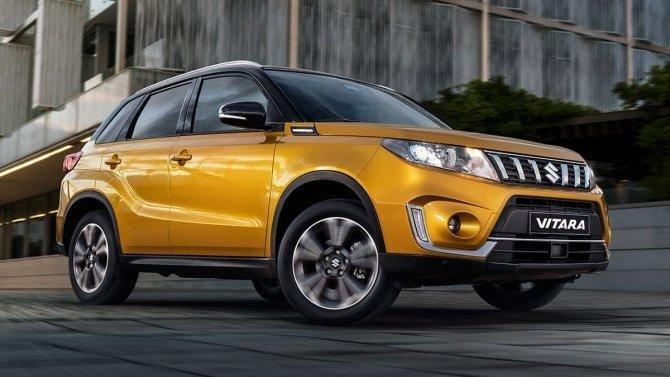 Фирма Suzuki намерена увеличить продажи вРоссии