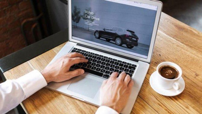 Вроссийском сервисе подписки Volvo появилась новая модель