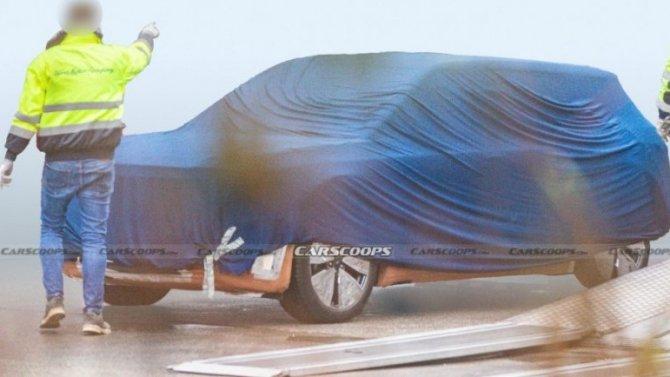 Электрокроссовер Ford получил платформу Volkswagen MEB
