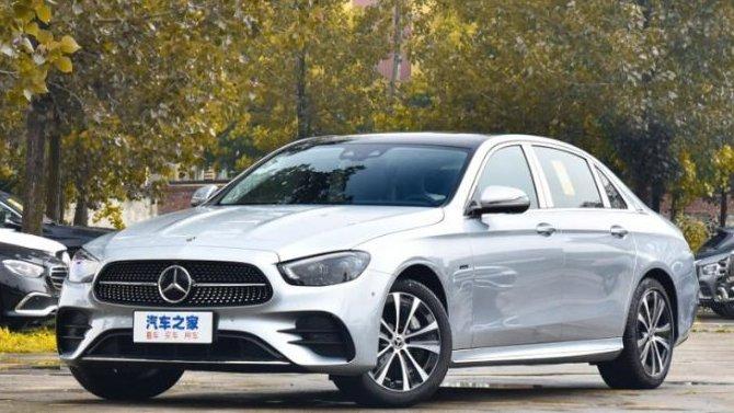 Mercedes-Benz E-Кlassе «потерял аппетит»
