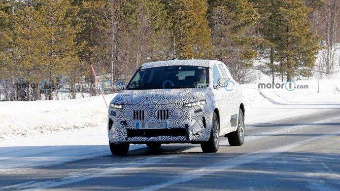 Начались испытания кроссовера Renault Kadjar нового поколения