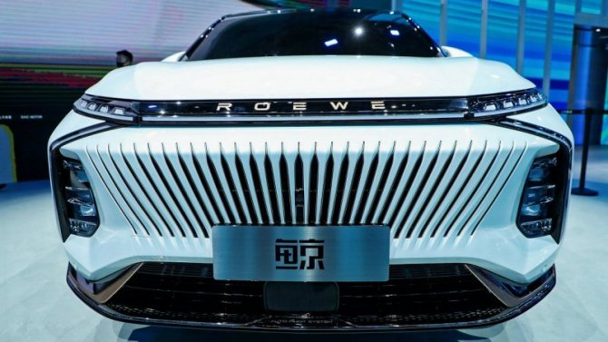 Шанхай-2021: фирма Roewe продемонстрировала «Кита»