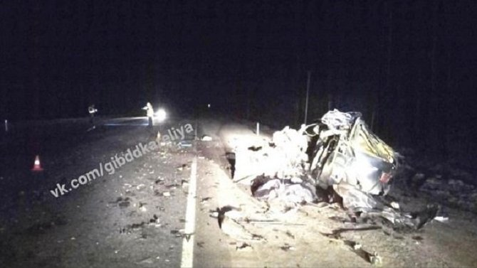 Молодой водитель ВАЗа погиб в ДТП на трассе «Кола» в Карелии