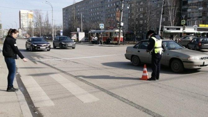 В Екатеринбурге водитель сбил ребенка и скрылся
