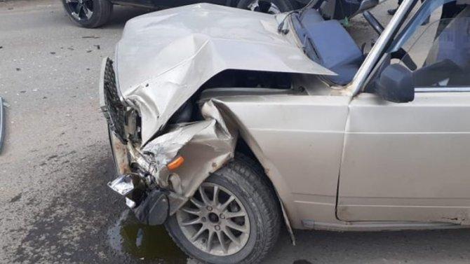 Две женщины пострадали в ДТП в Нелидово Тверской области