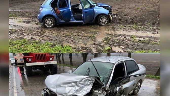 3-летняя девочка погибла в ДТП в Каневском районе Краснодарского края