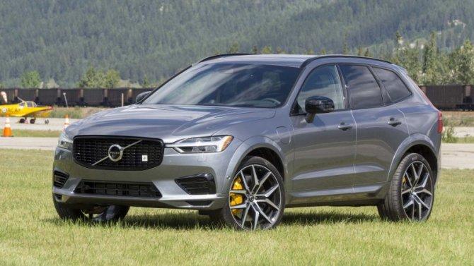 ВРоссии растут продажи автомобилей Volvo