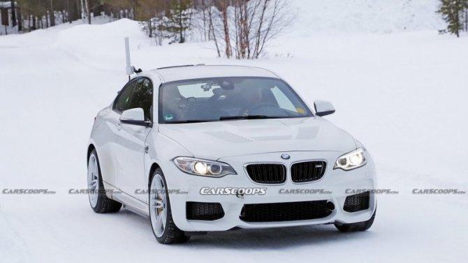 BMW готовится к50-летию своего фирменного тюнинг-ателье