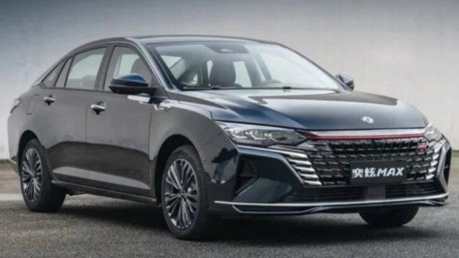 Шанхай-2021: Dongfeng представил новый спорт-седан