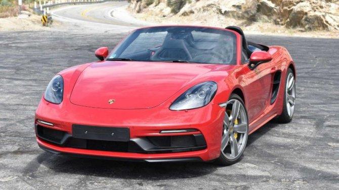 У Porsche 718 выявлен серьёзный дефект двигателя