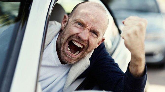 Сколько российских водителей имеют «железные нервы»?