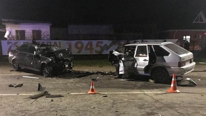 Два человека погибли в ДТП в Адыгее
