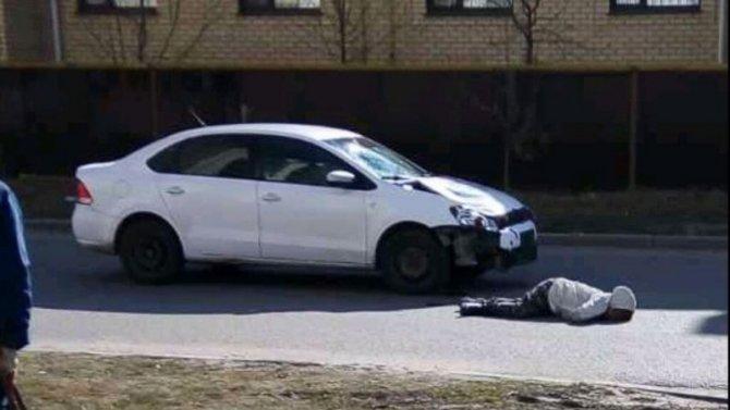 В Ульяновске автомобиль сбил 11-летнюю девочку
