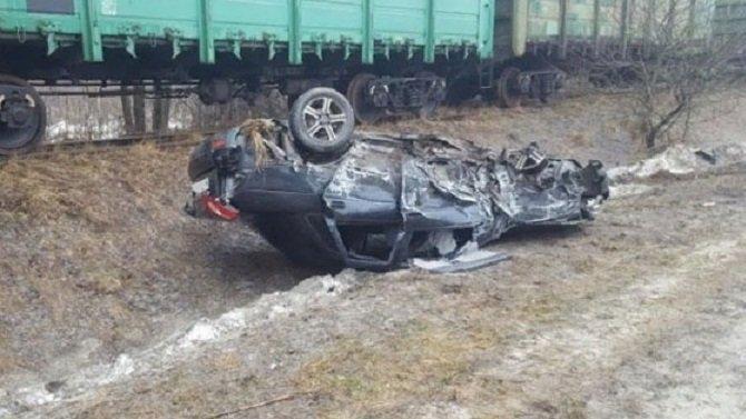 Три человека получили травмы в ДТП в Дятьковском районе