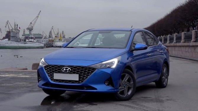 ВРоссии подорожал Hyundai Solaris