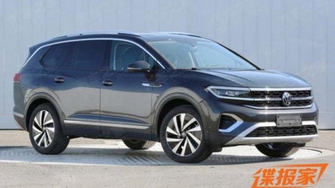 Скоро представят кроссовер Volkswagen Talagon