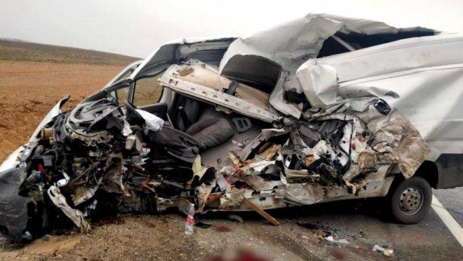 27-летний водитель погиб в ДТП в Енотаевском районе Астраханской области