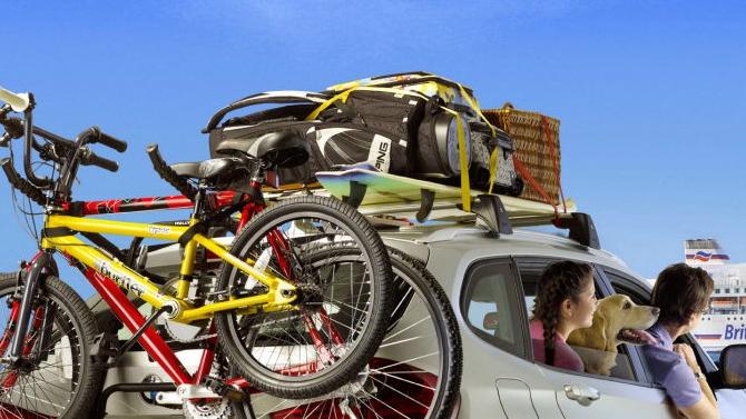 Как взять больше вещей впутешествие наавтомобиле