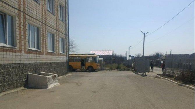 В Ростовской области 8-летнюю девочку у школы сбил грузовик