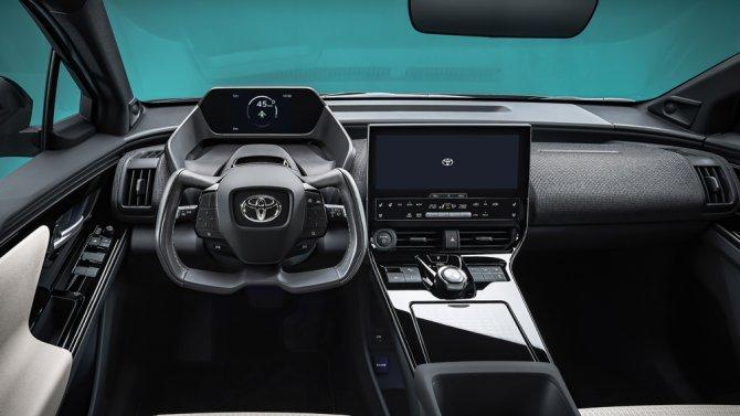 2 Toyota bZ4X