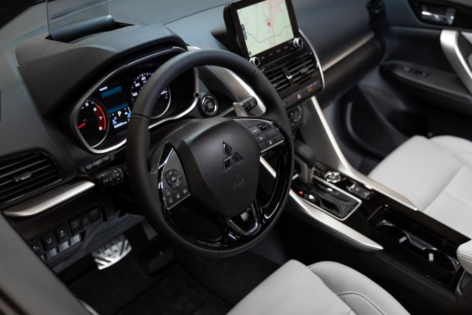 Mitsubishi Eclipse Cross 2022 4