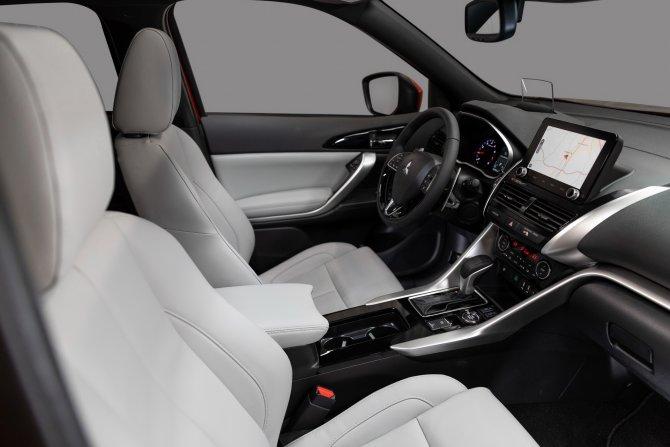 Mitsubishi Eclipse Cross 2022 3