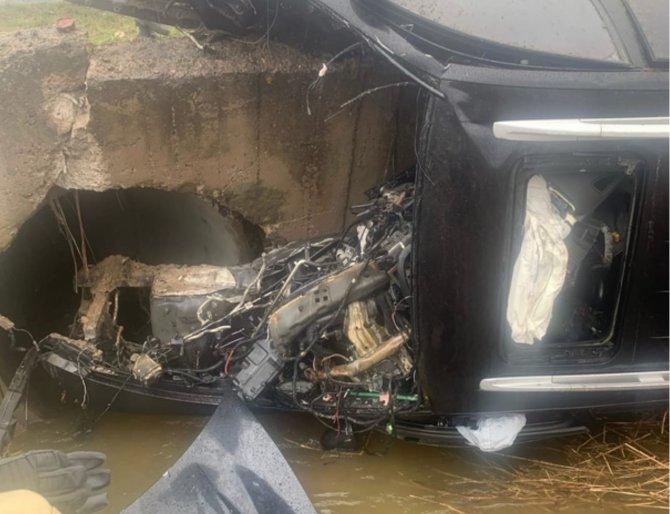 В ДТП возле Ям-Ижоры погиб водитель иномарки