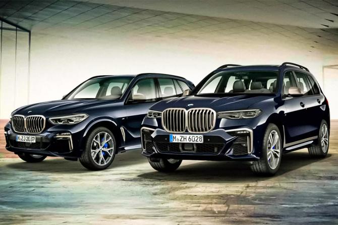 BMW X5 X7