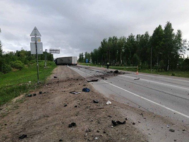 В ДТП под Тюменью погиб молодой водитель (1)