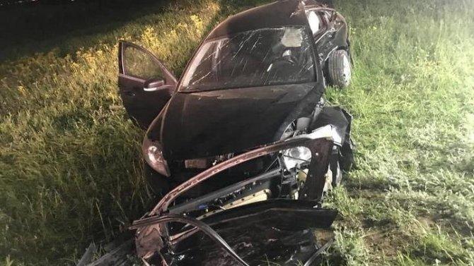 Два водителя погибли в ДТП в Темрюкском районе Краснодарского края