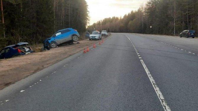Пожилой водитель погиб в ДТП в Рамешковском районе Тверской области