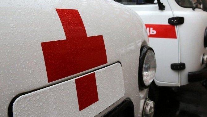 Пять человек пострадали при опрокидывании машины на Алтае