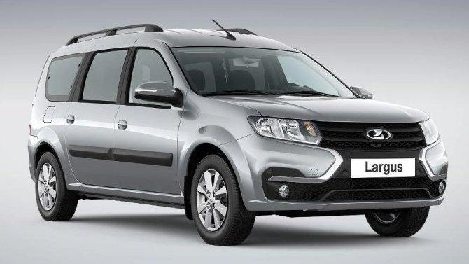 Почему Lada LargusFL считается новой моделью?