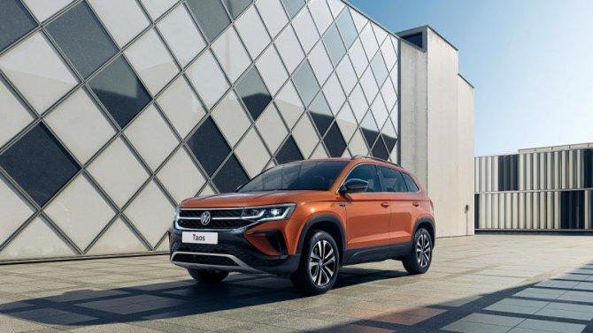 А вы ждете новую модель Volkswagen Taos? Мы – в приятном предвкушении.