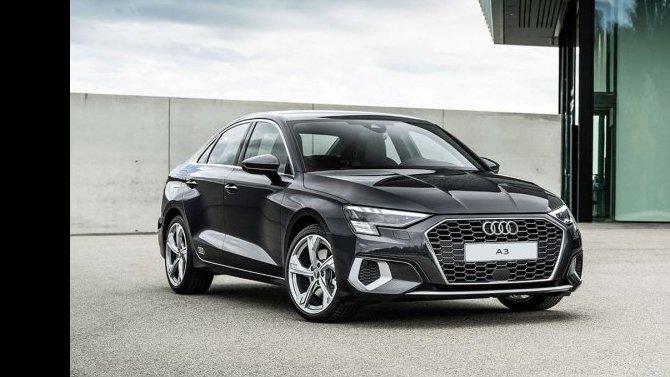 Новые Audi A3 Sedan и Audi A3 Sportback специальной серии Joy, Cosmo и Fun: не А3цай, что эффектный!