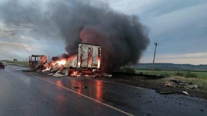 Два человека погибли в ДТП в Хвалынском районе Саратовской области
