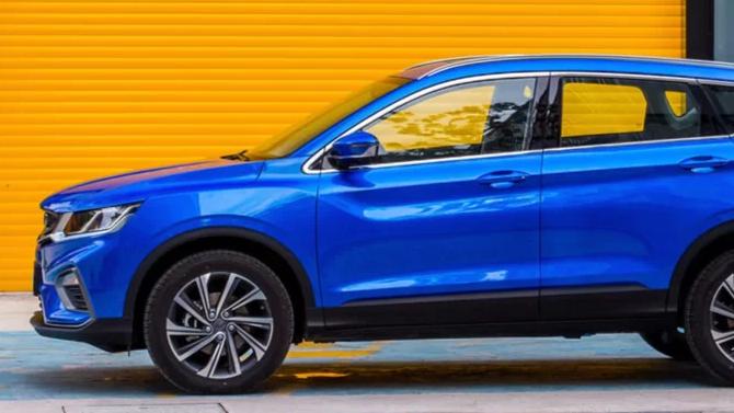 Наавтомобили Geely вРоссии можно взять кредит под 3,4% годовых