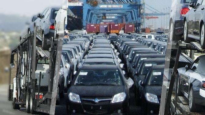 ИзРоссии стали вывозить больше новых автомобилей