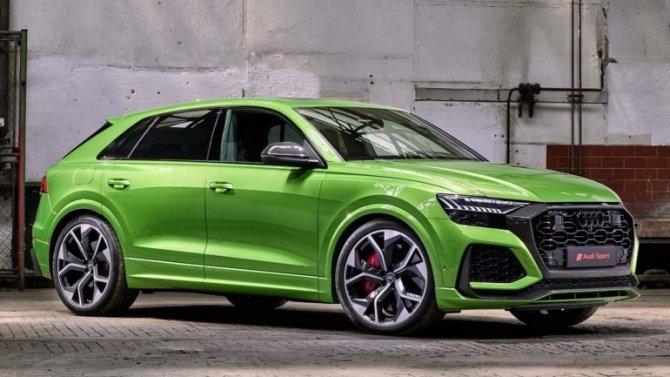 Некоторые автомобили Audi в России подорожали за май больше, чем на полмиллиона рублей