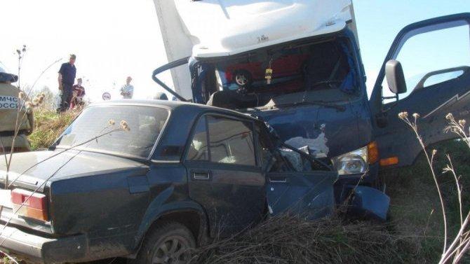 Мужчина погиб в ДТП в Зуевском районе Кировской области