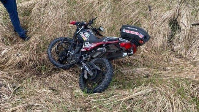 Мотоциклист пострадал в ДТП в Брянской области