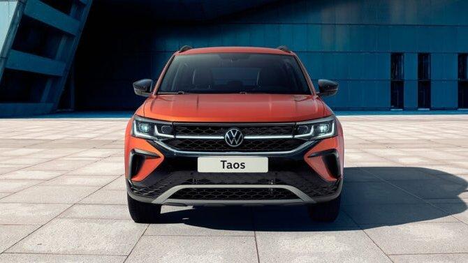 Российский Volkswagen Taos уже на конвейере - ждём начала продаж