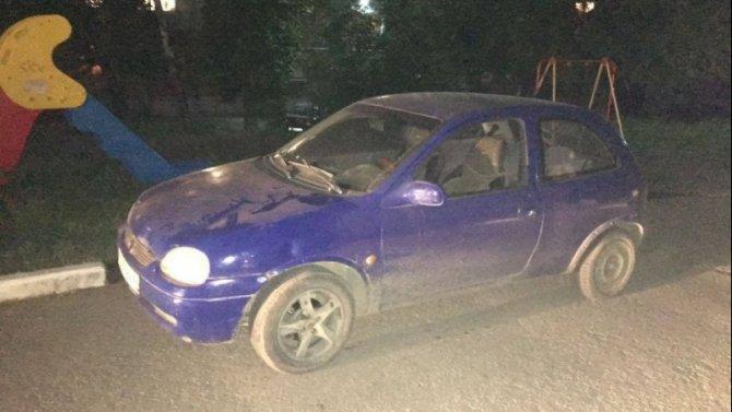 В Саратове на улице Навашина иномарка сбила ребенка