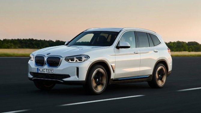 BMW iX3 выходит наглобальный рынок